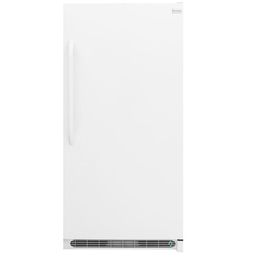 Frigidaire 20 cu. ft. Frost Free Upright Freezer in White