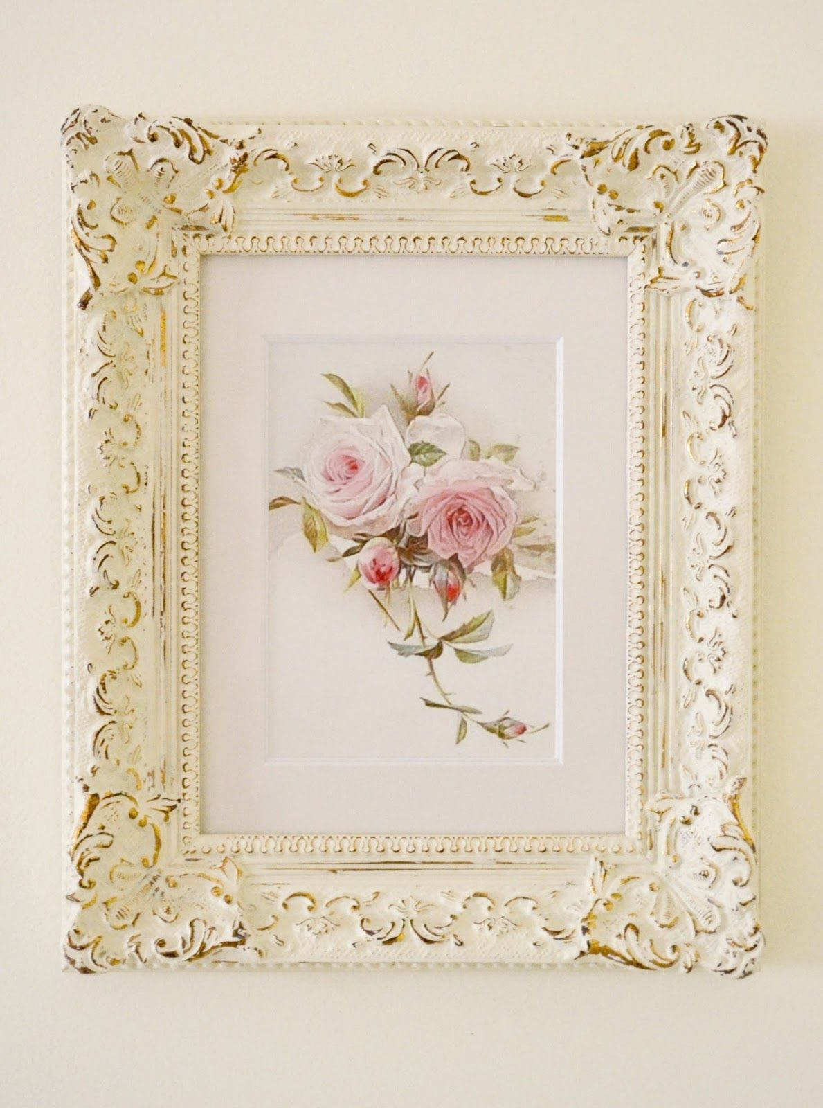Jennelise | Shabby Chic | Pinterest | Marcos, Cuadro y Cuadros vintage