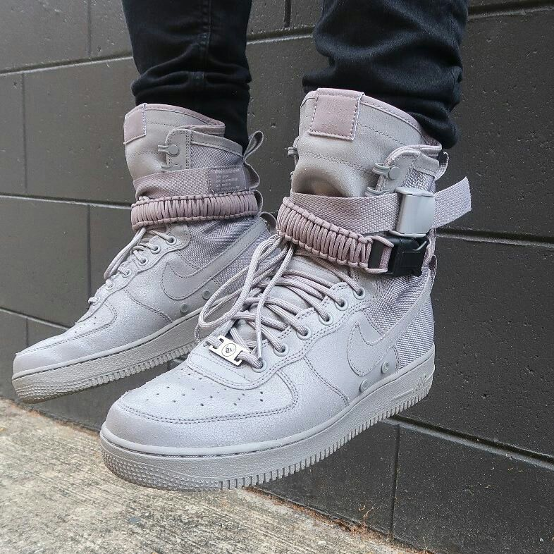 Finally rocking my Nike Special Field Air Force 1