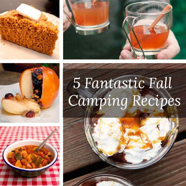 Best Camping Recipes Easy Camping Food Ideas: Best 25+ Fall Camping Food Ideas On Pinterest