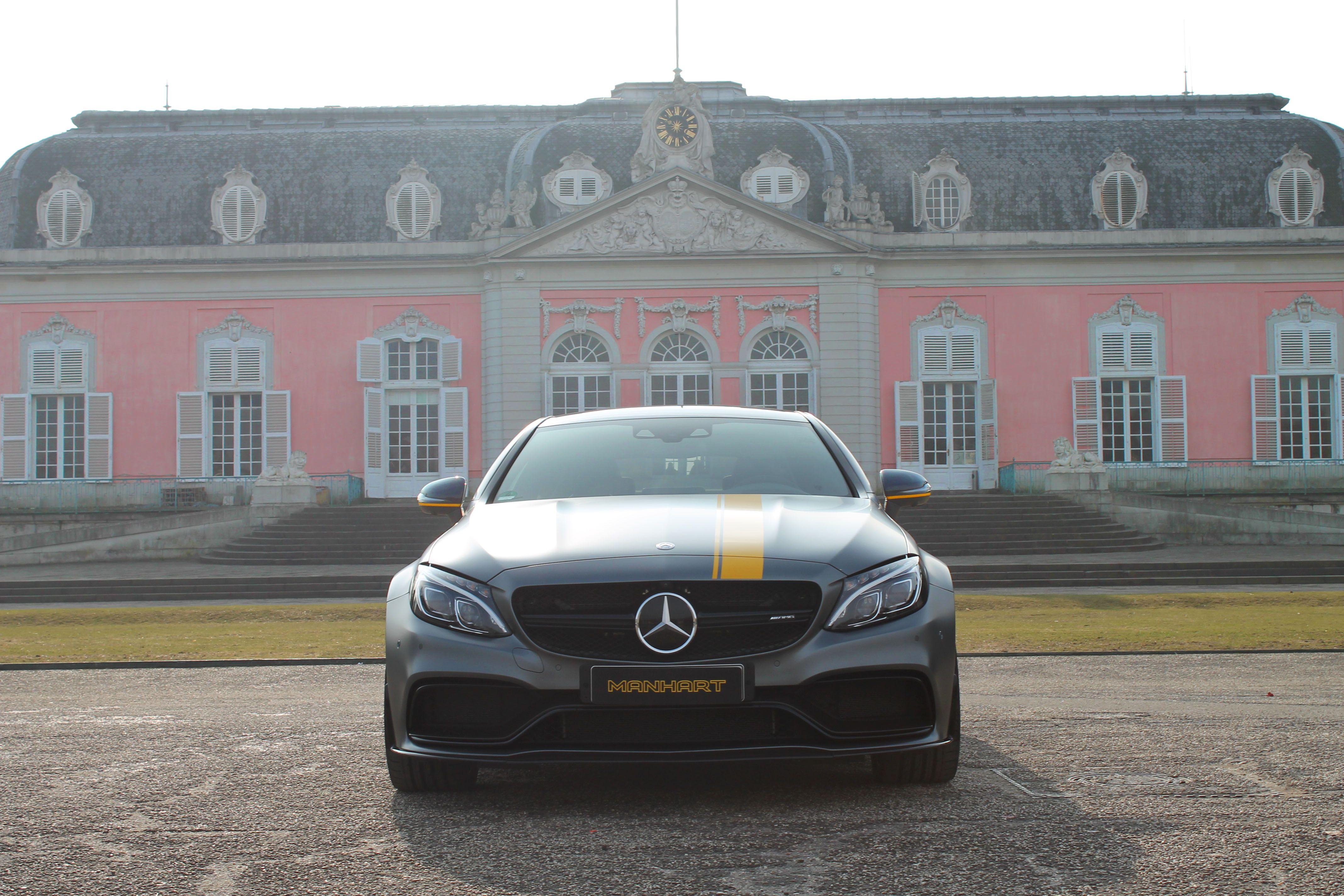 Pin by MANHART Performance on Manhart CR700 Based om Mercedes Benz C