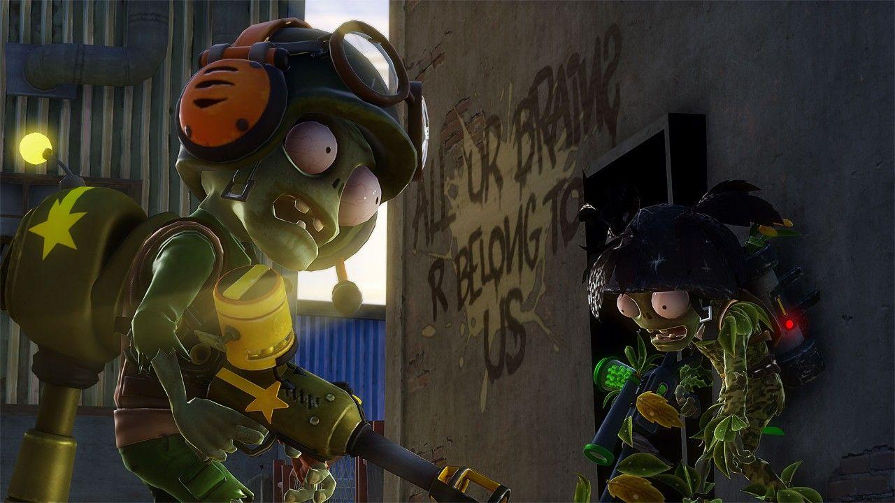 Plants vs. Zombies™ Garden Warfare - Official EA Site   Aydens board ...