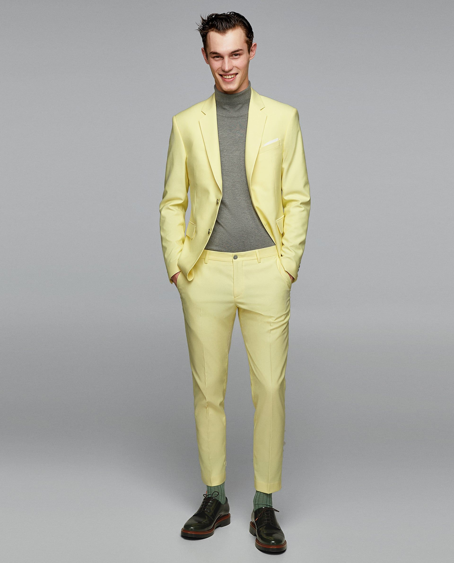 c10103159e Men's Suits | New Collection Online | ZARA United States | Michael ...