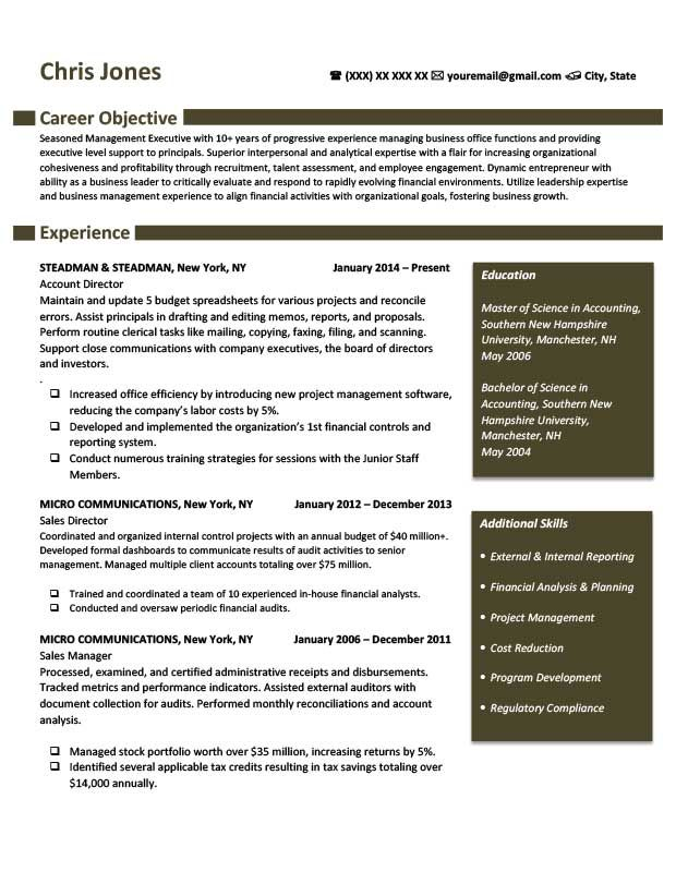 Forest Green Independence Resume Template Cv Pinterest - internal resume template