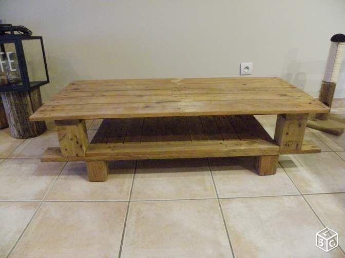 table basse ameublement gironde - leboncoin.fr | meubles palettes