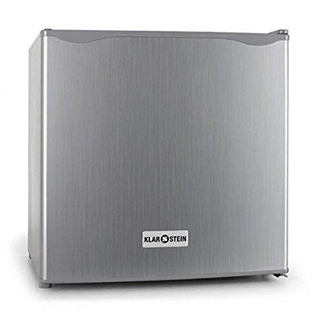 Klarstein 10006674 Mini-Kühlschrank / A+ / 109 kWh/Jahr / 47 cm / 48 ...