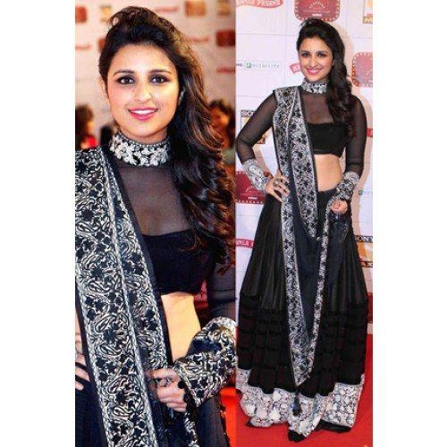 Pareeniti Chopra Bollywood Replica Lehenga - Online Shopping for Lehnga by Naisha Boutique