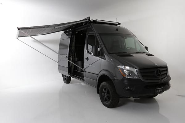 Dometic 9500e Power Case Awning 144 Van Life Vans