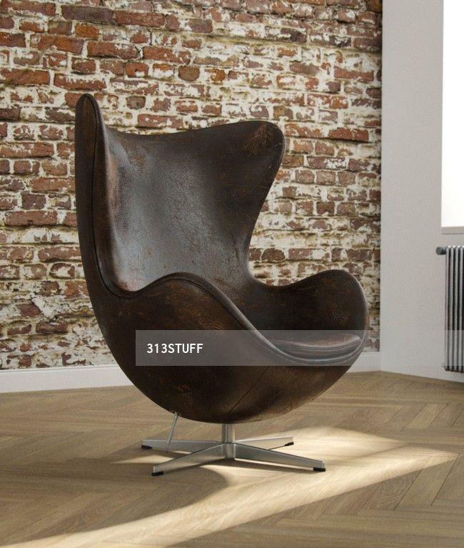 Fritz Hansen Egg Chair 3d Model 3d Model Swan Chair Fritz Hansen