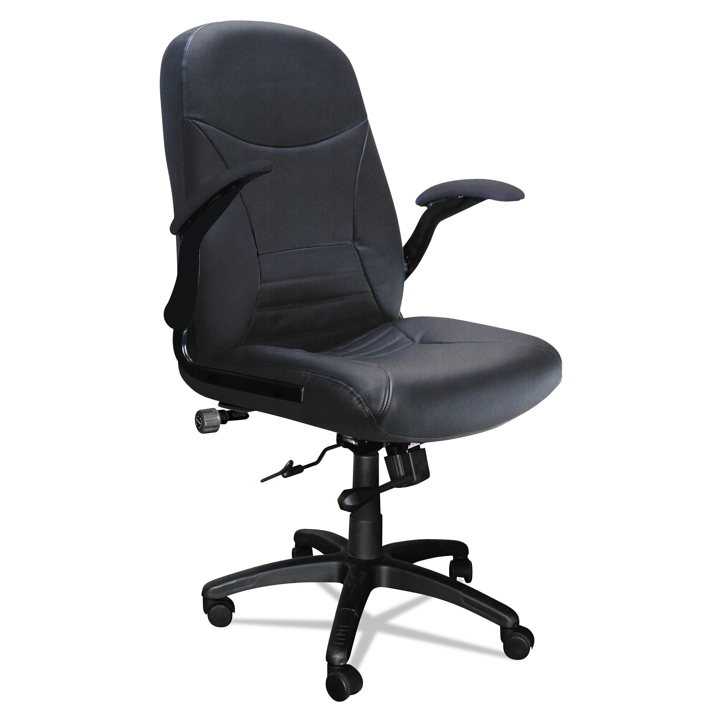Mayline Comfort Chair Pivot Leather Office Chair Chair Executive Chair