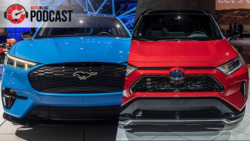 Podcast 604 2019 L.A. Auto Show Subaru legacy, La auto