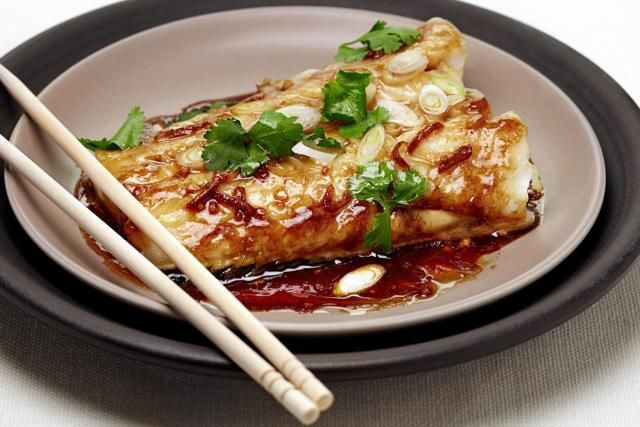 Ginger soy steamed fish recipe food drink pinterest fish ginger soy steamed fish recipe food drink pinterest fish oyster sauce and recipes forumfinder Gallery