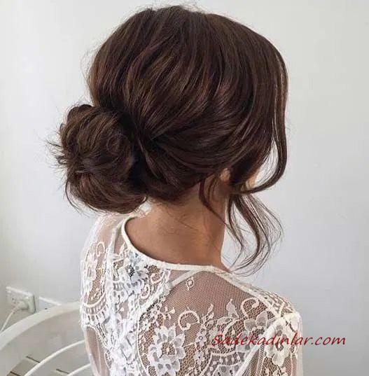 Braided Hairstyles For Wedding I Kadinev Co Sac Rengi Ve Sac