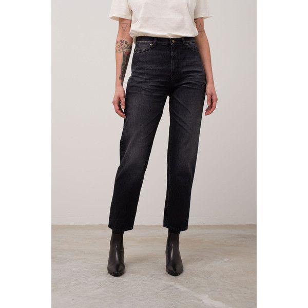 straight-leg denim jeans - Black Saint Laurent S9ACfHm0