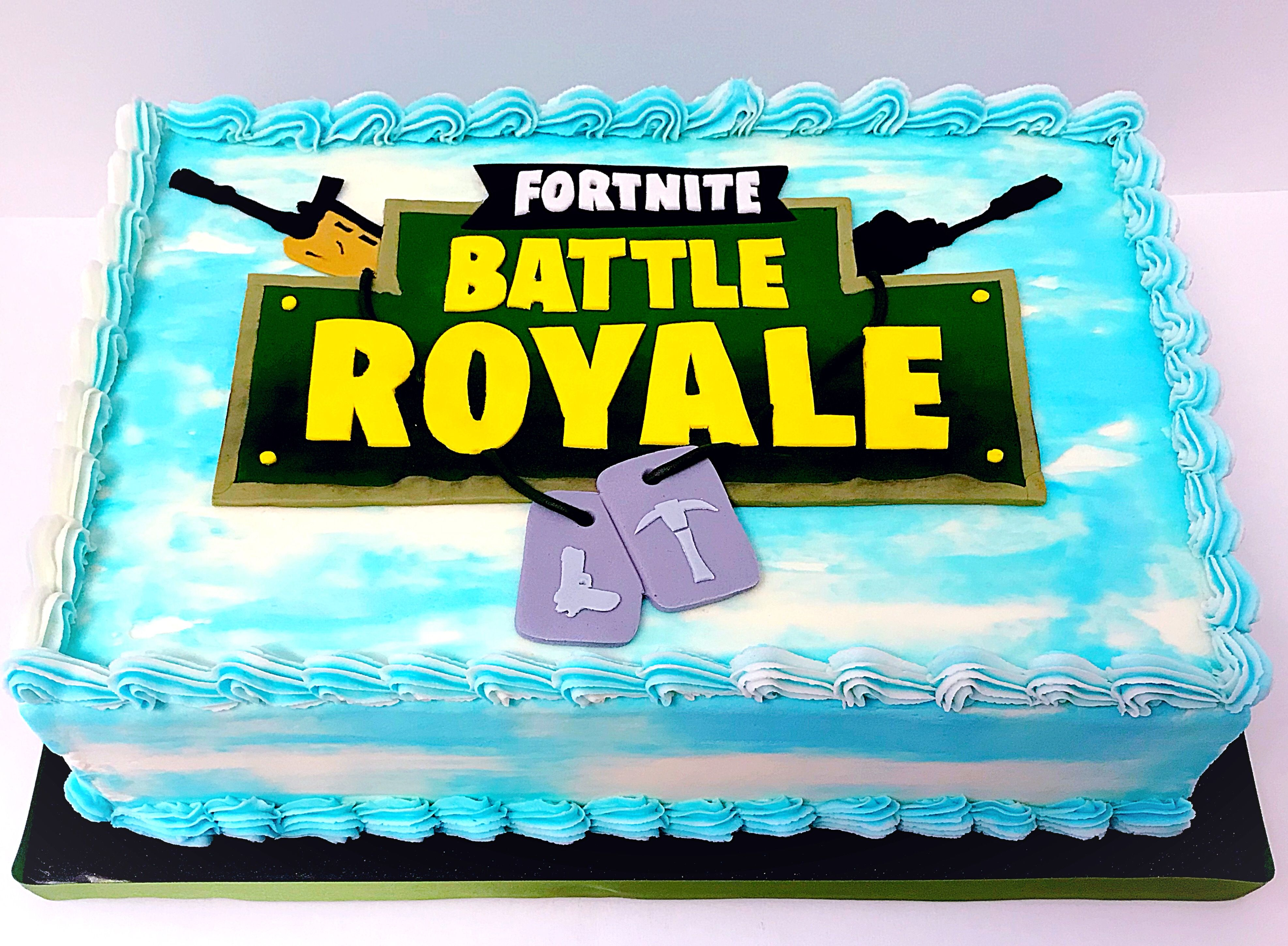 Fortnite Cake Sweet Lia S Cakes Treats In 2019 12th Birthday