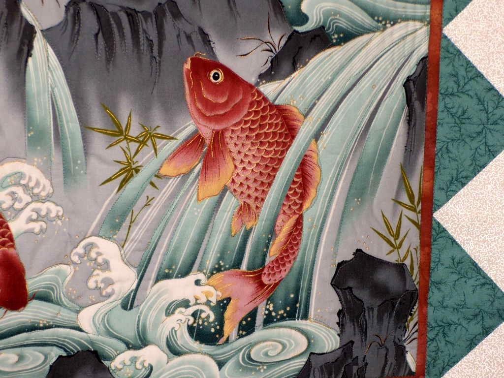 Koi Transforms Into Dragon! - T.A.T. Gallery   koi   Pinterest   Koi