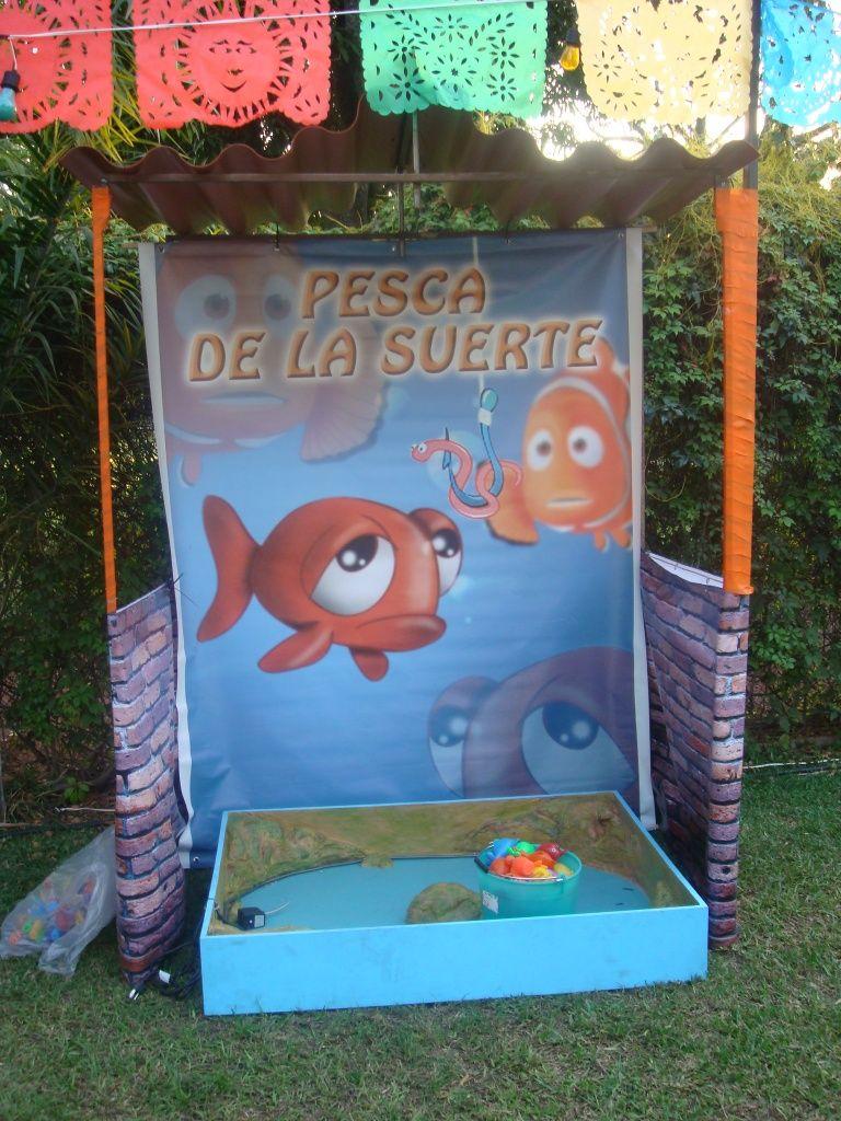 Uno De Los Juegos Favoritos De Los Nin S Juegos Feria Pinterest