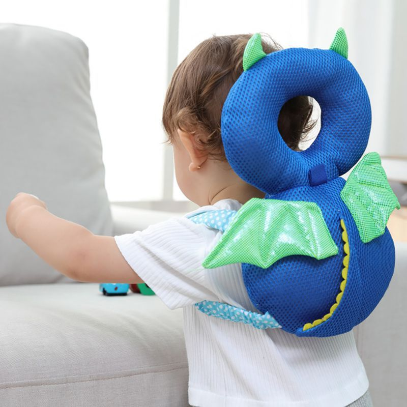 Safety Pillow Baby//Toddlers Practice Walking Protector Head Neck Protective Pad