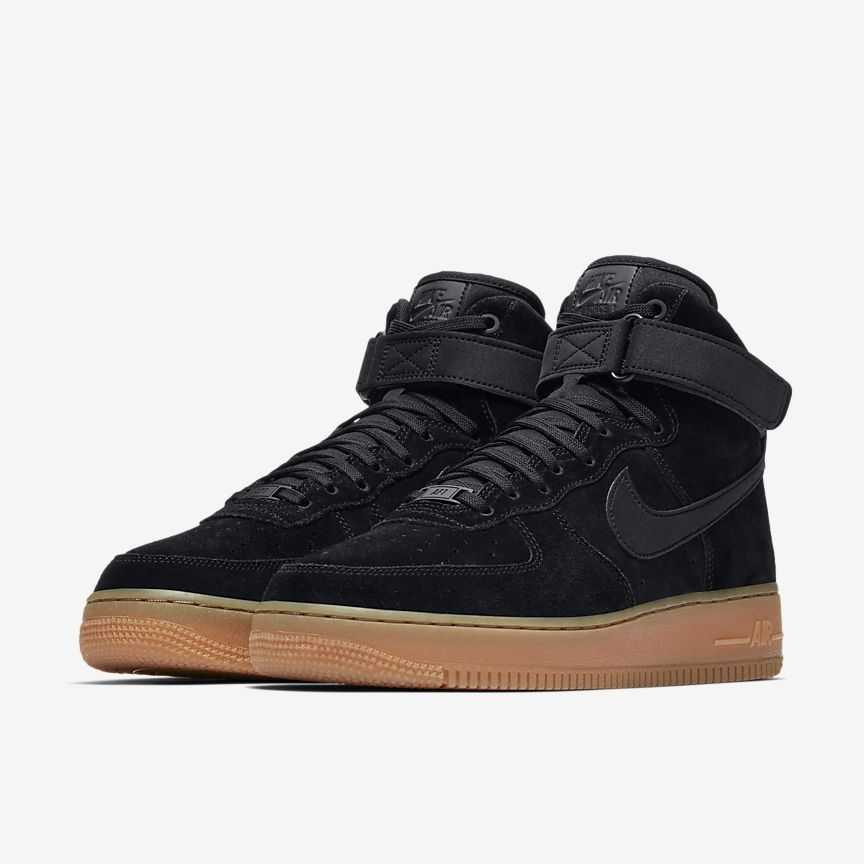 on sale a77f5 0cf1c Nike Air Force 1 High '07 LV8 Suede Men's Shoe | Clothing/Footwear ...