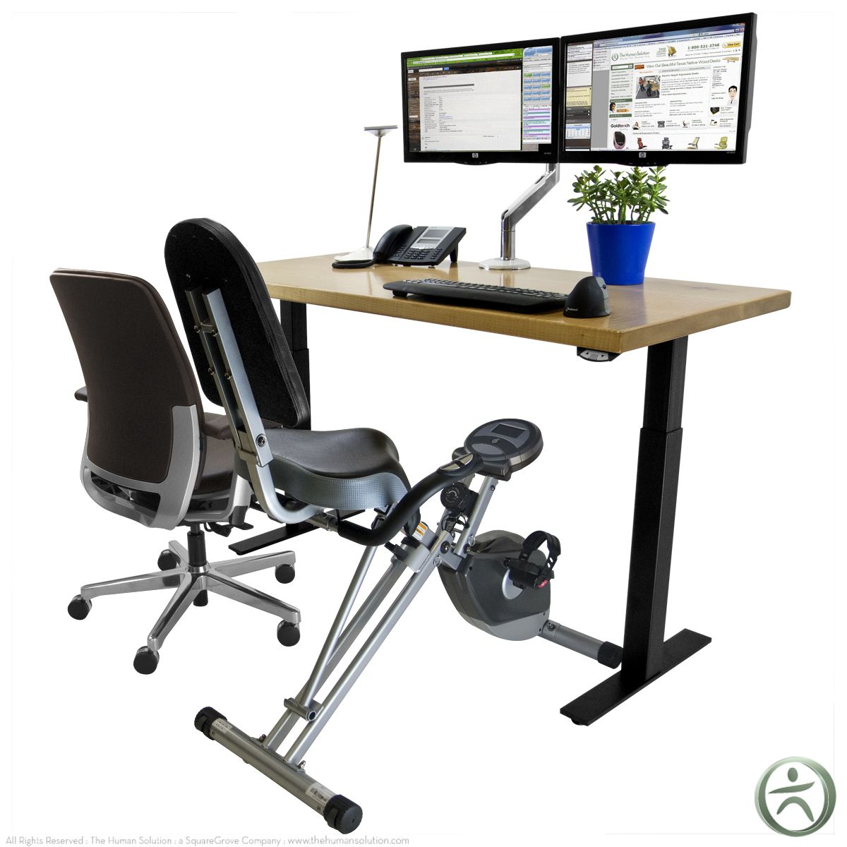 The Uplift Bike Desk Offers Users A Safe And Easy Solution For Staying Fit At The Workplace Go With A Recumbent Bike Or A Spi Desk Desk Workout Biking Workout