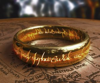 Rings The Lord Of Maps One Ring Lotr Hd Wallpaper El Señor
