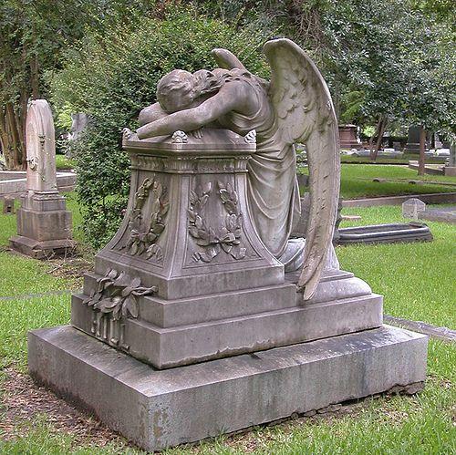 Weeping Angel by Dusty Rae on Flickr - Glenwood Cemetery, Houston, Texas