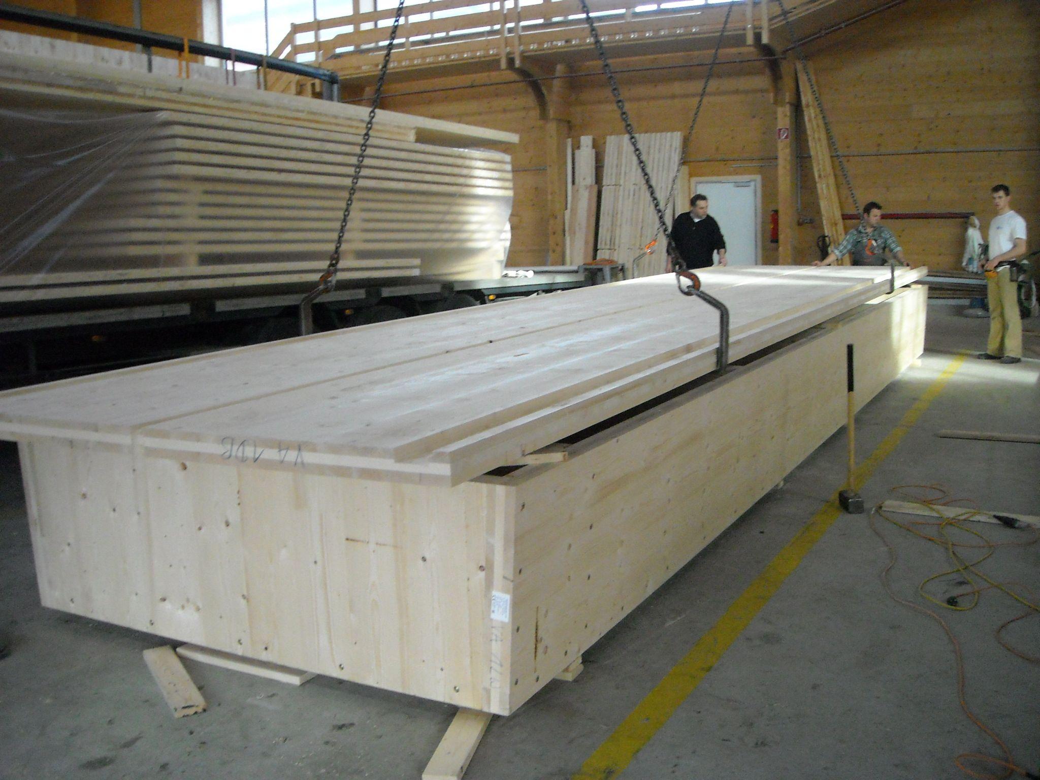 inovatives pontonsystem aus holz paolo timber ponton system architecture. Black Bedroom Furniture Sets. Home Design Ideas