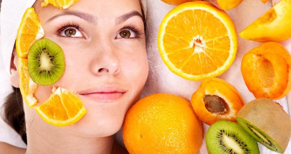 افضل كريم احماض فواكه للتفتيح والتقشير وتنعيم الجسم Home Remedies For Acne Homemade Face Masks How To Remove Pimples