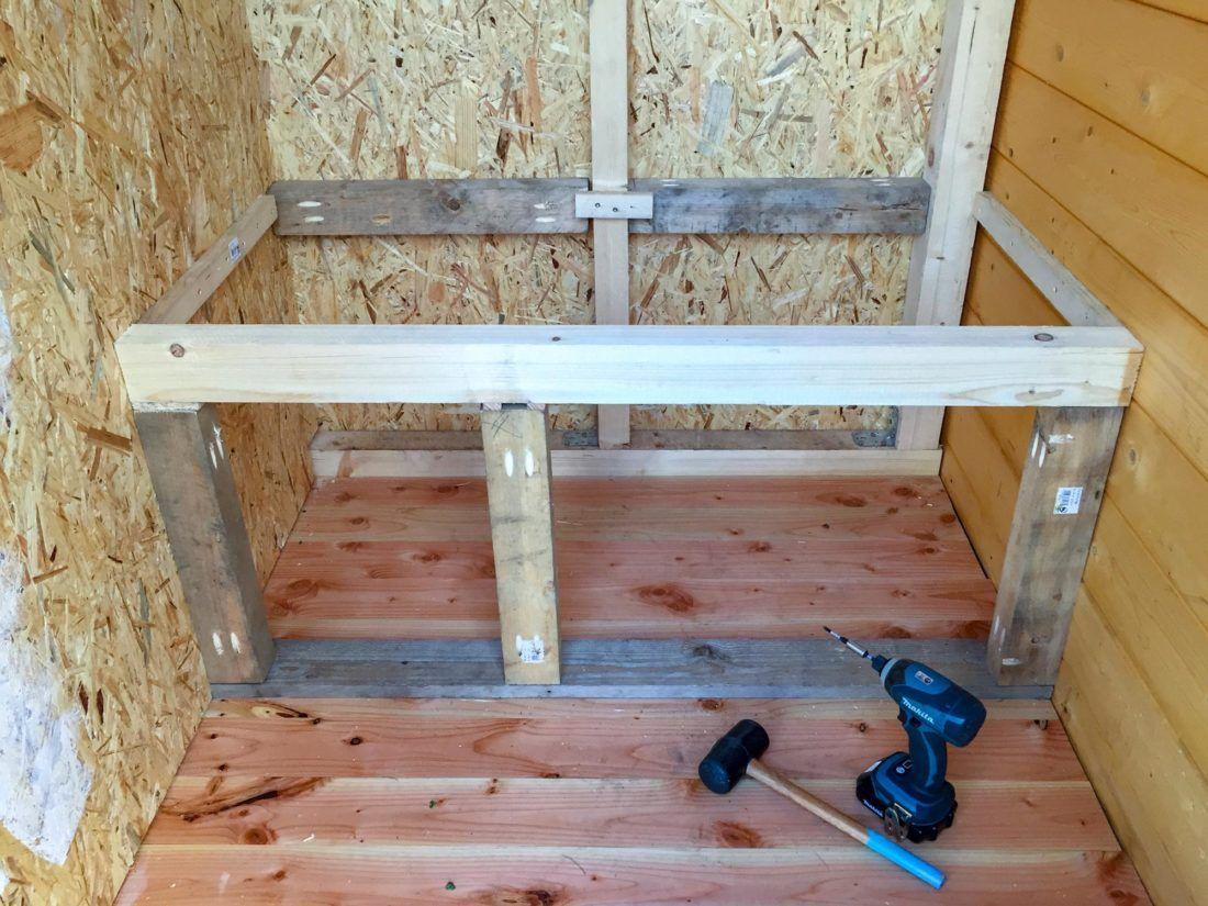 Eine Trenntoilette Selber Bauen Step By Step Zum Diy Kompostklo In 2020 Komposttoilette Dusche Selber Bauen Selber Bauen