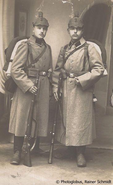 Soldaten, Rainer Schmidt | Soldaten während des ersten Weltkriegs