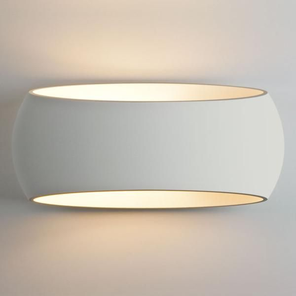 Aria 370 7107 interior wall light white plaster finish uses a 60w aria 370 7107 interior wall light white plaster finish uses a 60w e27 lamp ip20 rated suitable for bathroom zone 3 class 2 double insulated aloadofball Image collections