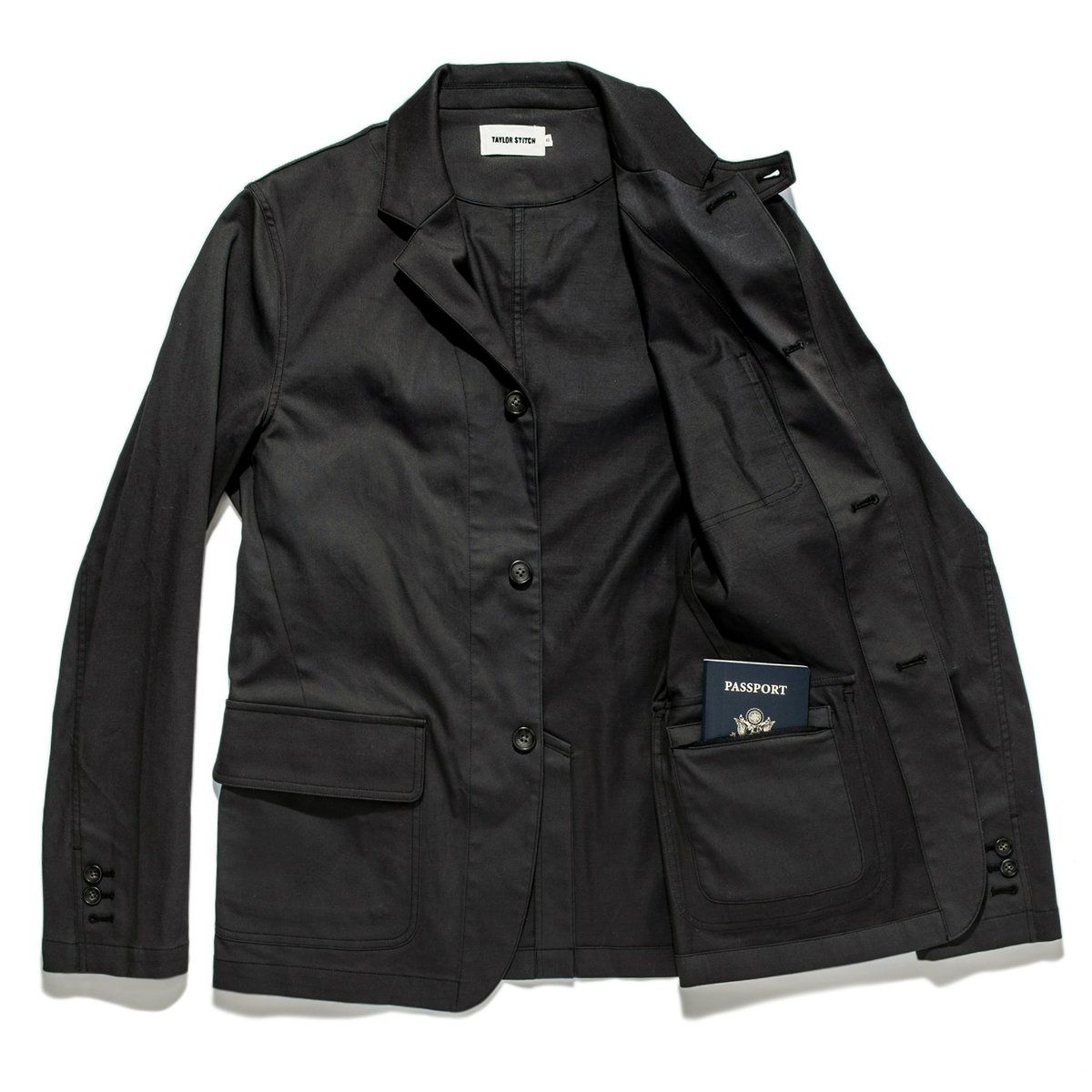 The Gibson Jacket In Charcoal Jackets Men Fashion Cool Jackets For Men Mens Jackets Fall [ 1200 x 1200 Pixel ]