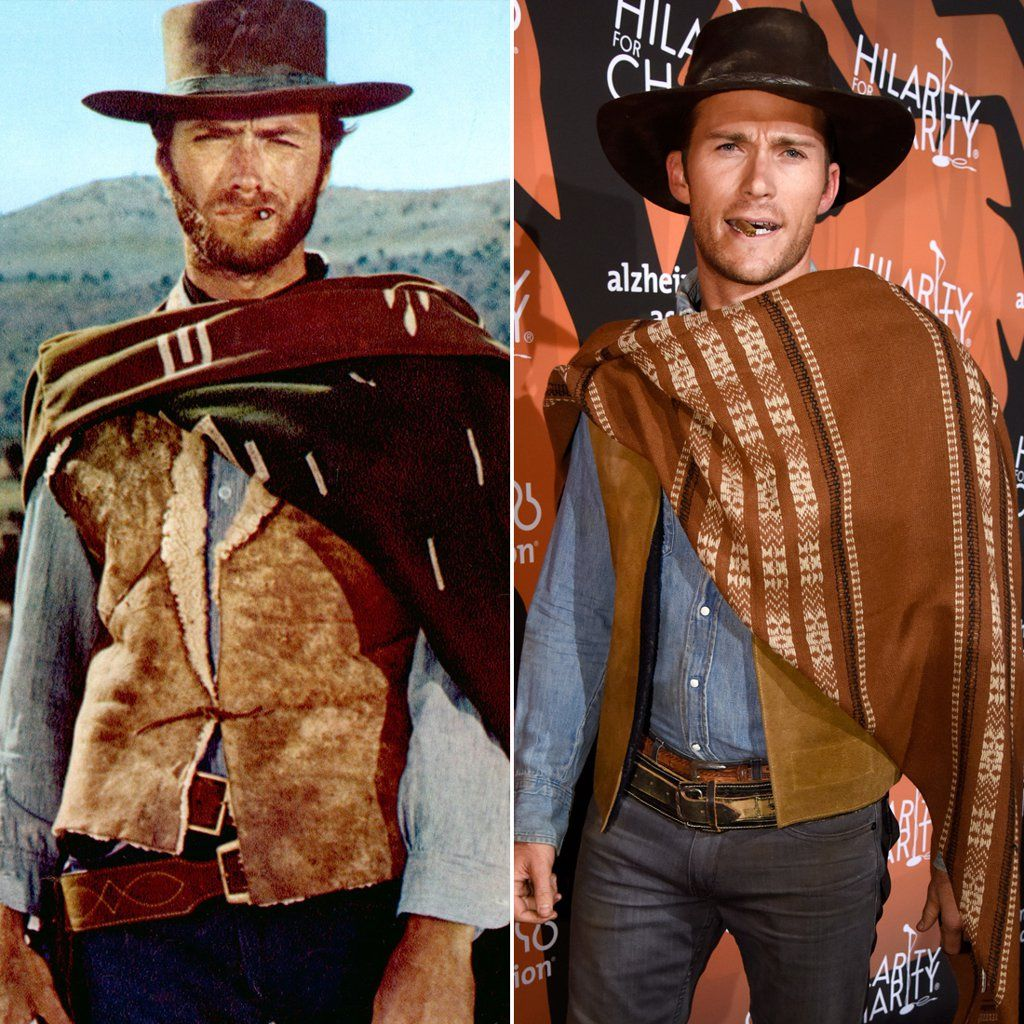 Scott Eastwood Pays Homage to His Dad, Clint, With His Western ...