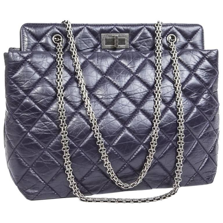 237ba6e9bdcfe2 CHANEL Purple Quilted Leather Bag | CHANEL | Pinterest | Chanel ...