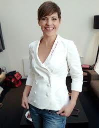 Sybille Schönberger - Kochjacke