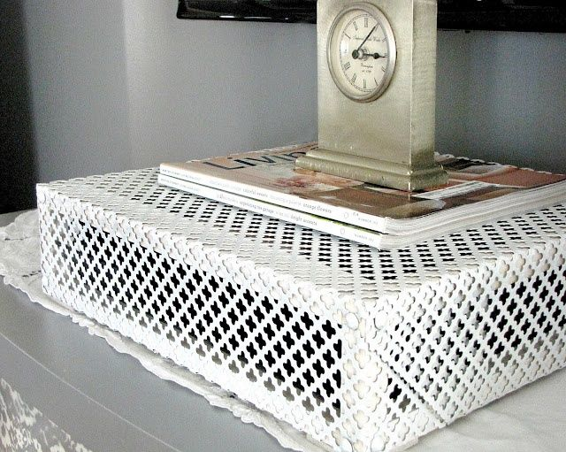 Good idea - to hide cable box and ugly wires | For the Home ...