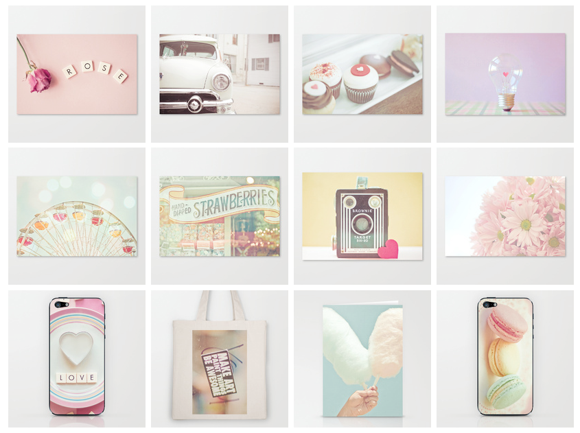 the cutest pastel loving brides maids gifts from @joyhey ! http://burnettsboards.com/2012/10/curbside-gourmet/