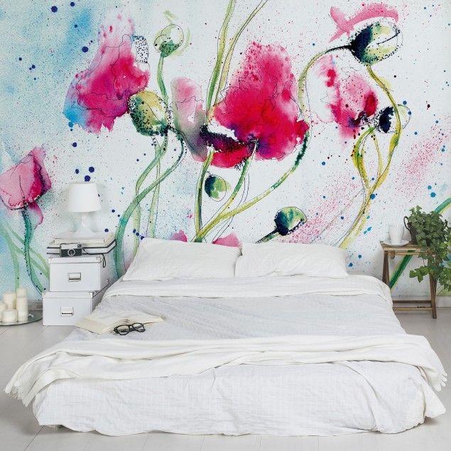 Schlafzimmer Tapete Ideen ist beste stil für ihr wohnideen