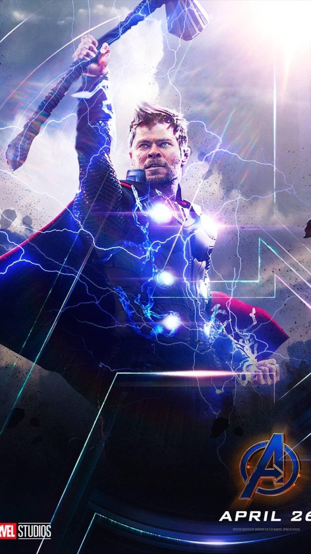 Avengers Endgame Thor Marvel Superheroes Marvel Thor Thor Wallpaper