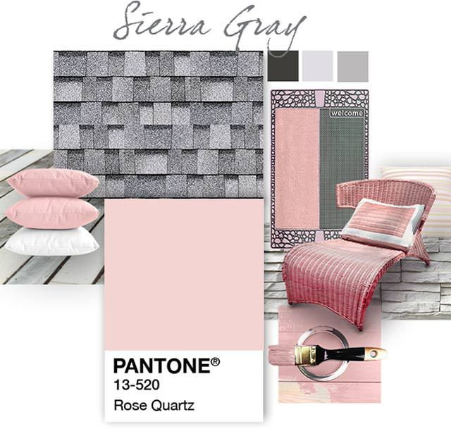 Best Exterior Home Design Rose Quartz Sierra Gray By Owens Corning Shingle Colors Roof Colors 400 x 300