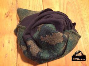pimienta calcetines extremadamente  Cuellos tipo buff y su tutorial | Patrones de costura pdf, Gorro para bebés,  Videos de costura