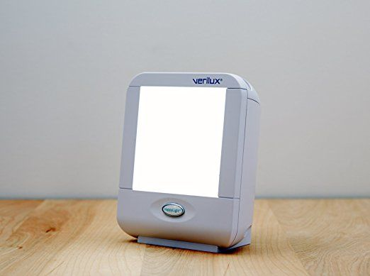 Amazon.com: Verilux HappyLight Liberty Personal, Portable Light Therapy  Energy Lamp: Health