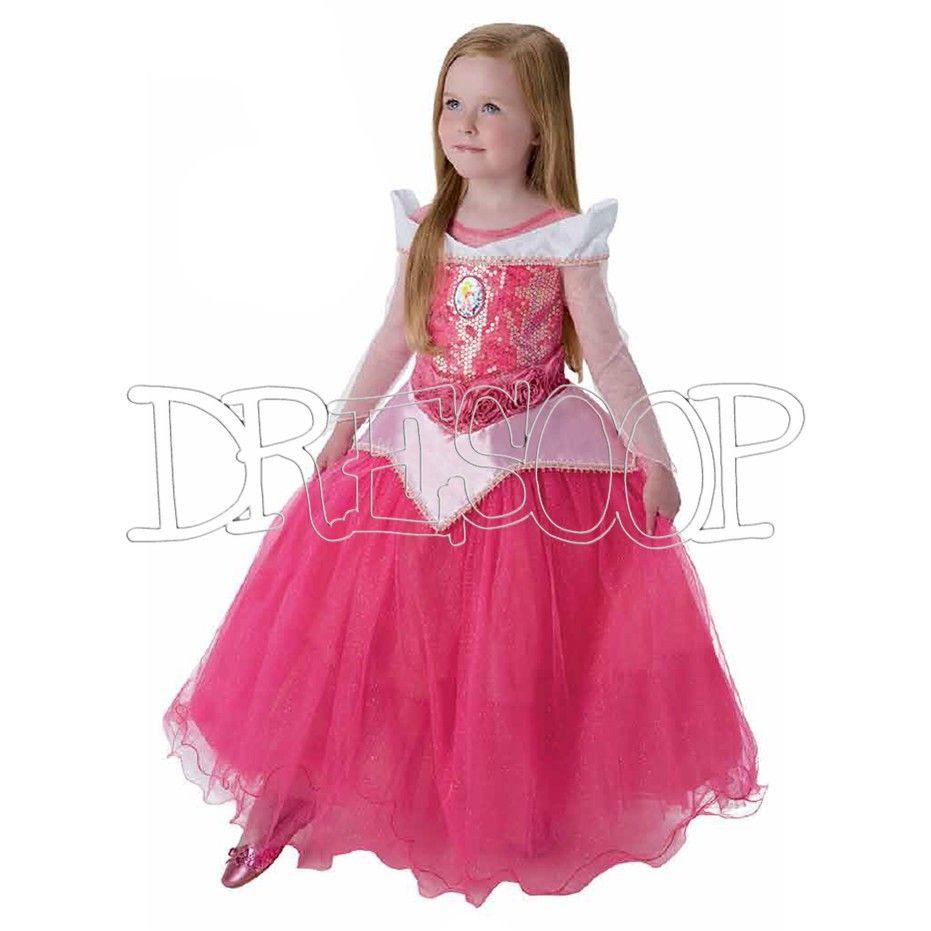 Disfraz Bella Durmiente Premium para niña - Dresoop.es | Princesas ...