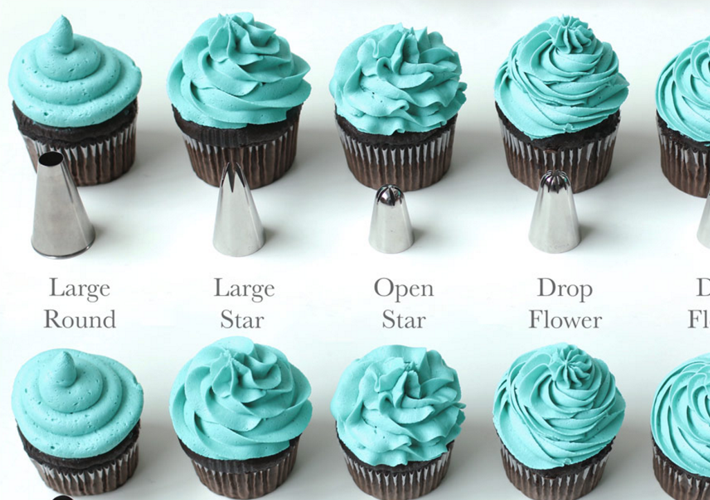 The Best Frosting Piping Tips From Baking Pros | Baking ...