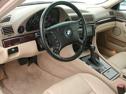 Bmw 7 Series E38 1994 2001 Interior Bmw E38 Bmw Alpina Bmw 7