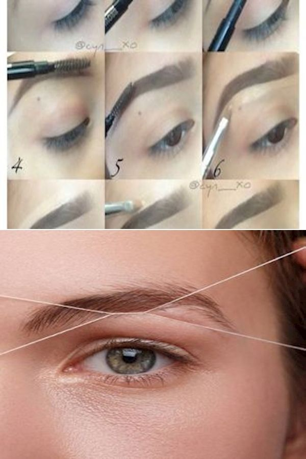 Eyebrow Color | Nearby Eyebrow Threading | Best Place To ...