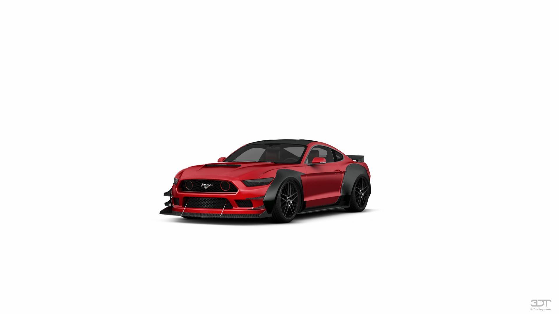 Checkout my tuning Mustang GT 2115 at 3DTuning 3dtuning tuning