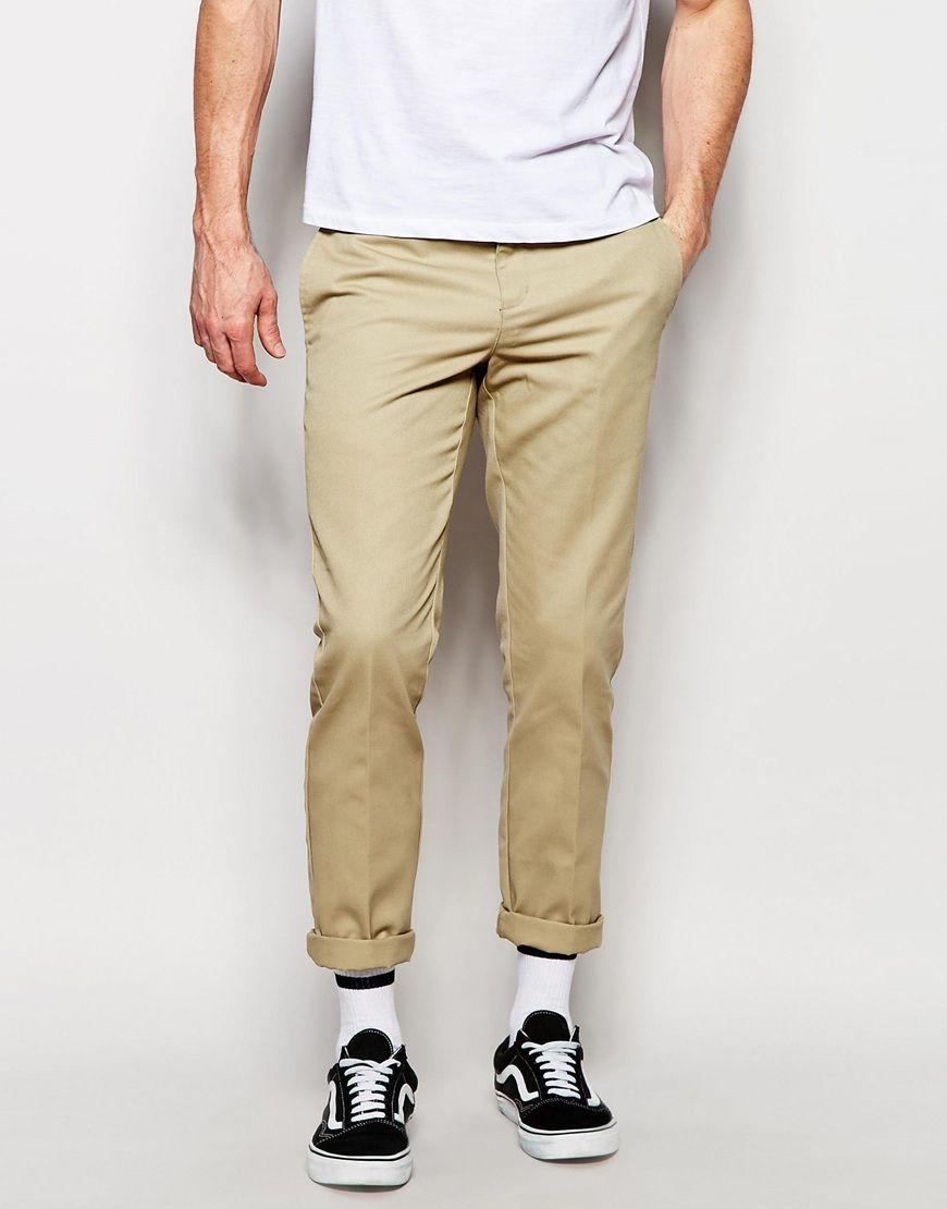 8854fd8a78bd5 Dickies+872+Work+Pant+Chino+In+Slim+Fit   Men s   Work pants, Chinos ...