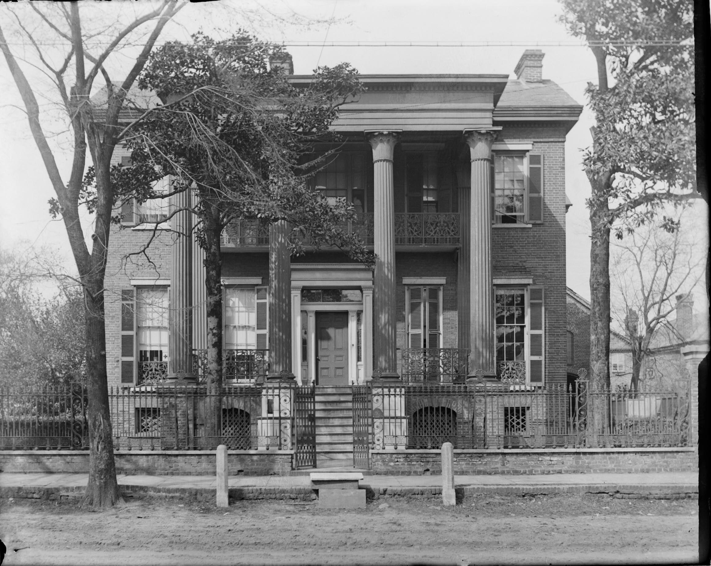 Charlotte Street Joseph Aiken House Charleston SC