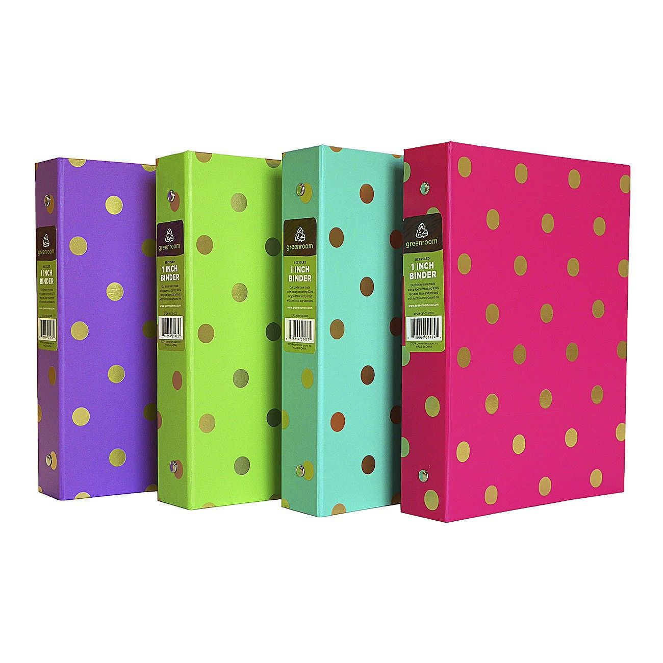 Decorative Small  Ring Binders